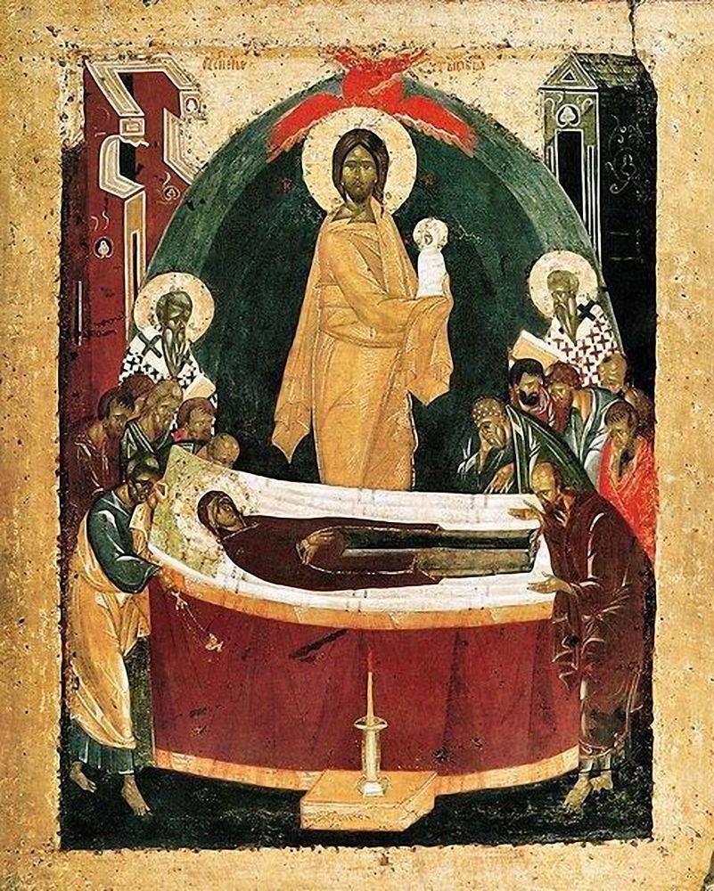 икона божией матери, orthodoxicons, пресвятая