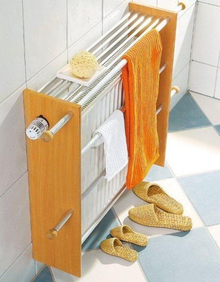 45 идей для декорирования батарей отопления, или Как «замаскировать» радиаторы отопления дома, чтобы не мозолили глаза, фото № 28