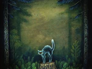 19 картин из сумеречного магического мира Andy Kehoe. Ярмарка Мастеров - ручная работа, handmade.