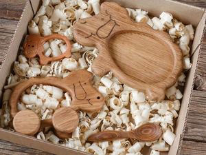 Подарочный детский набор. Ярмарка Мастеров - ручная работа, handmade.