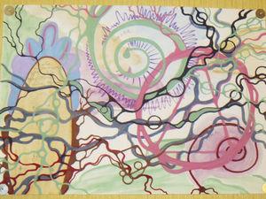 Что такое нейрографика?. Ярмарка Мастеров - ручная работа, handmade.