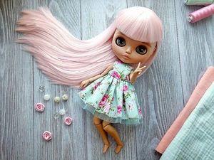 Готова новая куколка. Ярмарка Мастеров - ручная работа, handmade.