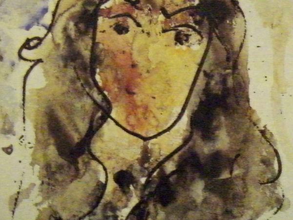 Влюбленный художник нарисовал 57 портретов за день   Ярмарка Мастеров - ручная работа, handmade
