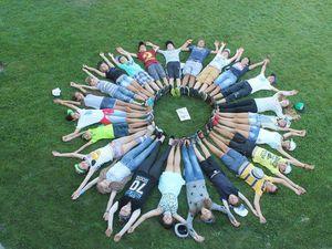 Эстафета объединяйся! | Ярмарка Мастеров - ручная работа, handmade