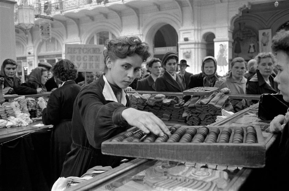 Lessing05 Москва 1958 года в фотографиях Эриха Лессинга