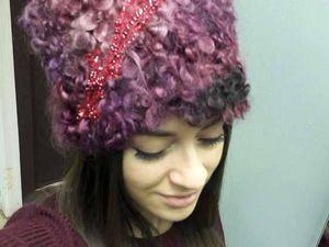 24 марта Мастер-класс «Флисовая шапочка