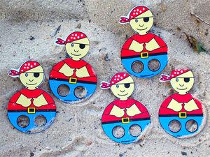 Международный день «Говори как пират»: 20 идей для праздника. Ярмарка Мастеров - ручная работа, handmade.