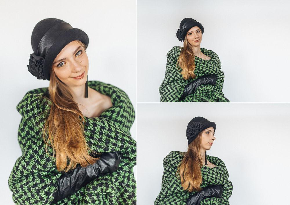 семинар по валянию, шляпки валяем