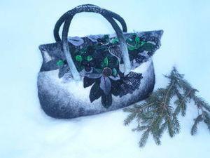 Авторская сумка от Елены Шабалиной - часть третья! | Ярмарка Мастеров - ручная работа, handmade