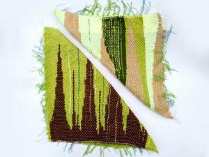 Осенний розыгрыш комплекта ковриков от Muscari. Ярмарка Мастеров - ручная работа, handmade.