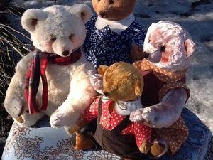 Игрушки-Тедди. | Ярмарка Мастеров - ручная работа, handmade