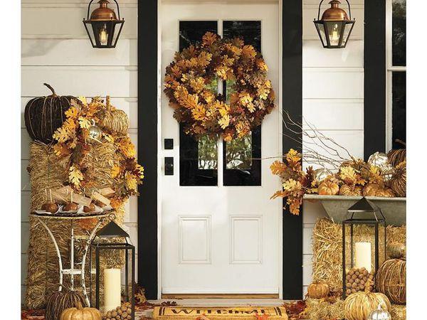 Здравствуй, осень, или 40 идей по преображению дома | Ярмарка Мастеров - ручная работа, handmade