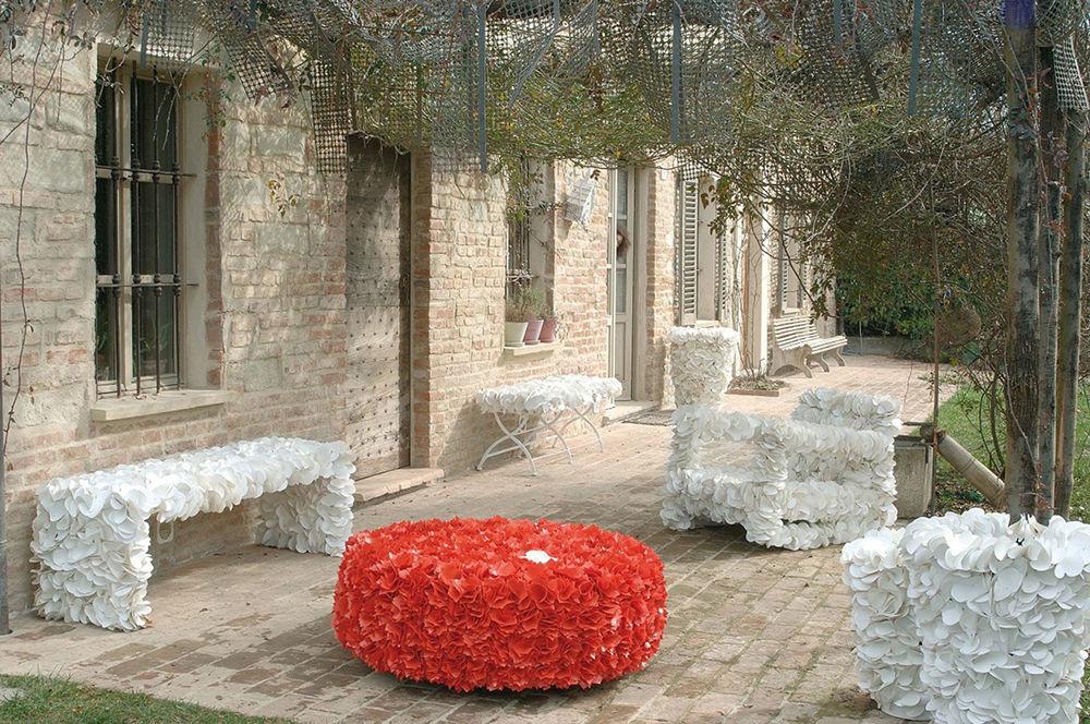 Удивительная мебель из отходов, фото № 5