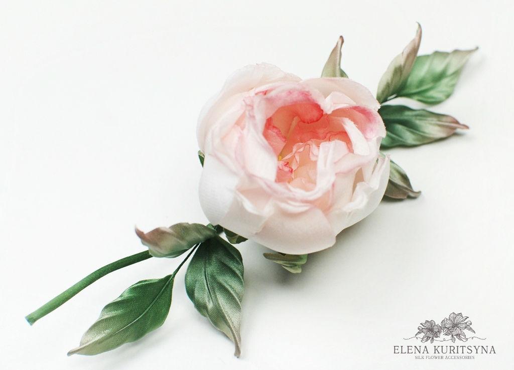 Создаем розу «Мирей», фото № 1