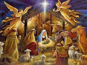 С Рождеством Христовым!   Ярмарка Мастеров - ручная работа, handmade