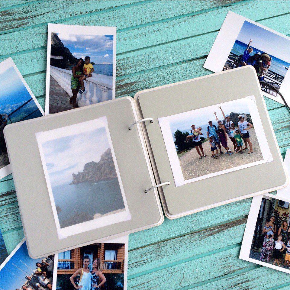 Печать фотографий с белыми полями шести