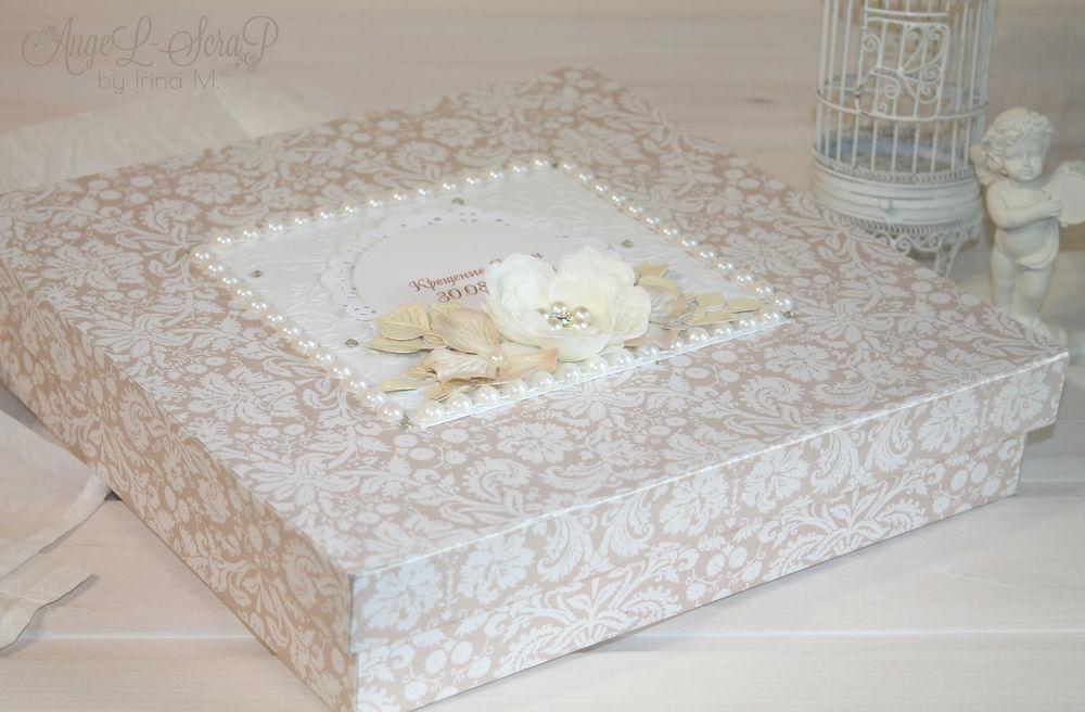 коробочка для одежды, мамины сокровища