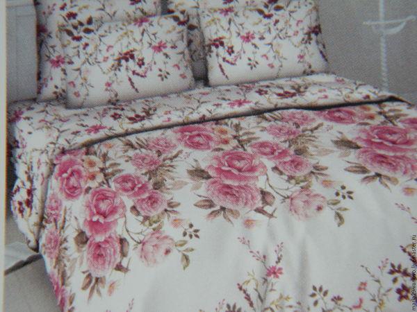 Продолжается аукцион на комплекты постельного белья из 100 % хлопка! | Ярмарка Мастеров - ручная работа, handmade