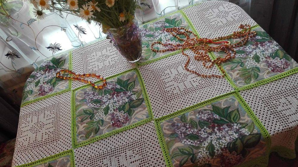 вышивки обвязки шитья