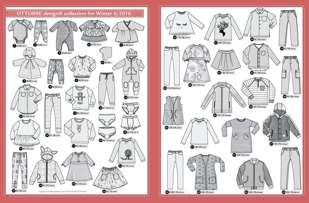шитьё, пошив на заказ, пошив одежды, дети, одежда для детей, одежда для мальчиков, одежда для девочек, ottobre, kids, зима 2016, зима, зимняя мода