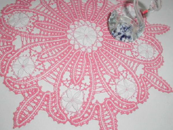 Новинка в магазине- салфетка Лилия Марлен | Ярмарка Мастеров - ручная работа, handmade