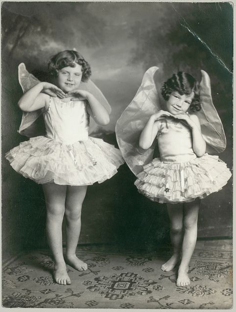 Two little faeries -