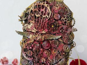 Учимся делать необычную валентинку. Ярмарка Мастеров - ручная работа, handmade.