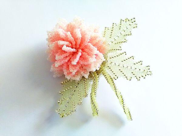 Pink flower- Розовый цветок. Новинка.   Ярмарка Мастеров - ручная работа, handmade