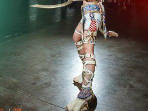 Идея создания эффектных и прочных львиных лап для сценического образа. Ярмарка Мастеров - ручная работа, handmade.
