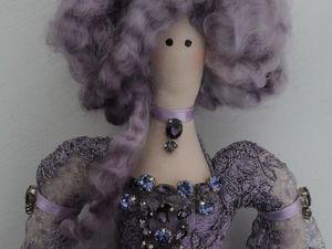 Дополнительные фотографии куклы Изольда. Ярмарка Мастеров - ручная работа, handmade.