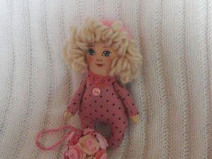 Куколка   Ярмарка Мастеров - ручная работа, handmade