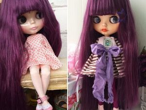 Виола New Doll Castom Blythe. Ярмарка Мастеров - ручная работа, handmade.