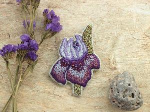 Розыгрыш броши от Разнотравья   Ярмарка Мастеров - ручная работа, handmade