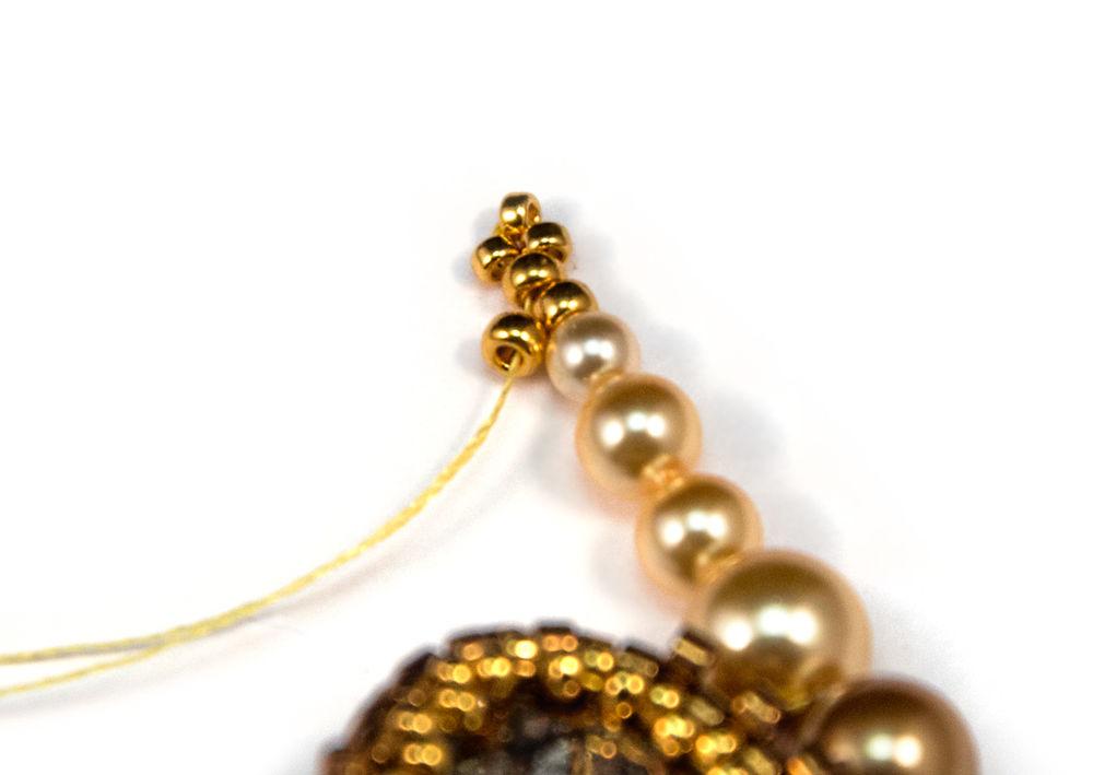 кристаллы gold patina