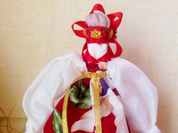 Традиционная текстильная кукла