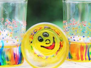 Как сделать радужные стопочки-улыбашки. Ярмарка Мастеров - ручная работа, handmade.