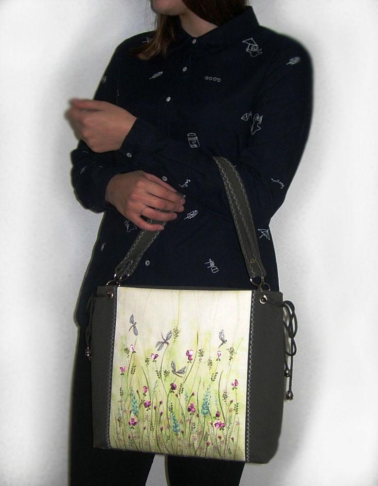 сумка, авторская сумка, сумка женская