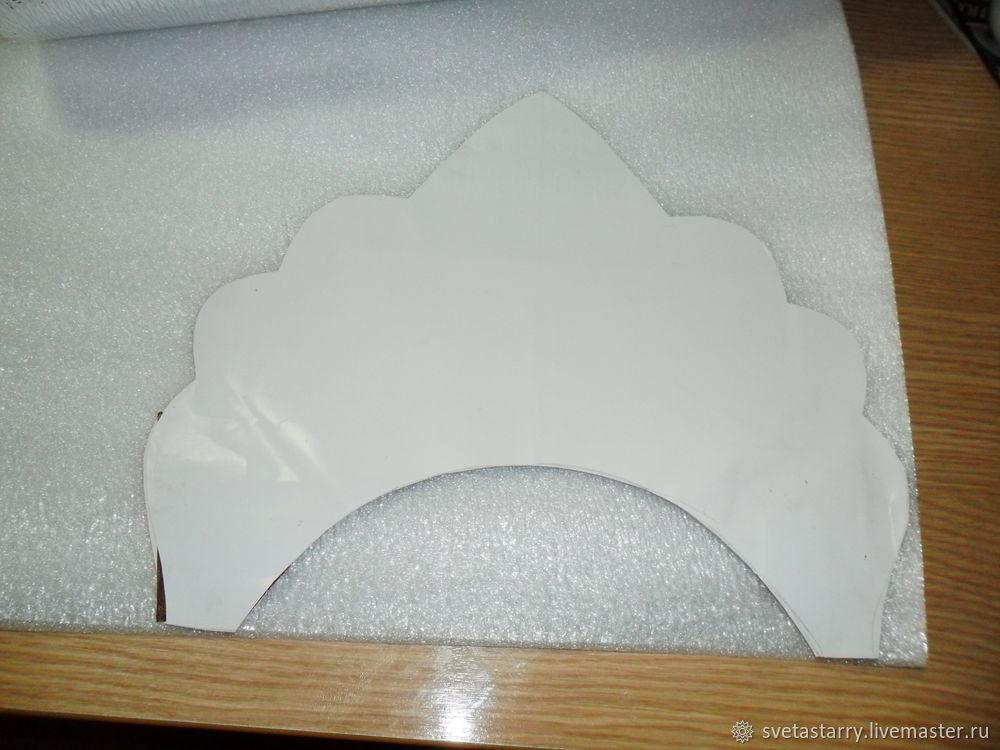 корона снегурочки