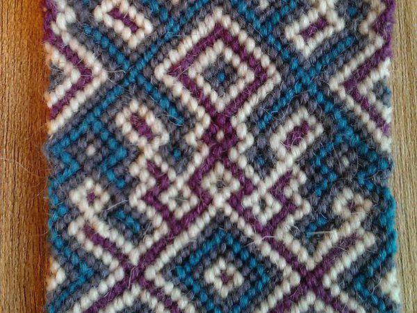 Плету чехольчик для телефона...   Ярмарка Мастеров - ручная работа, handmade