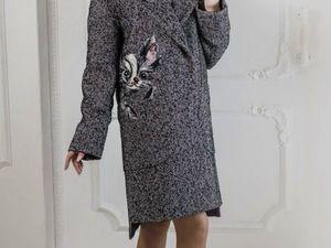 Как завести друга и новое пальто. Ярмарка Мастеров - ручная работа, handmade.
