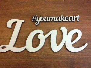Скидка 14% на деревянные изделия ко Дню Всех Влюбленных | Ярмарка Мастеров - ручная работа, handmade
