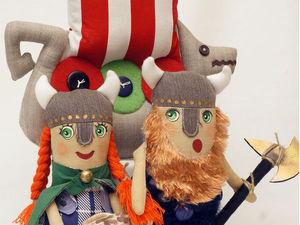 Новые викинги в магазине.   Ярмарка Мастеров - ручная работа, handmade