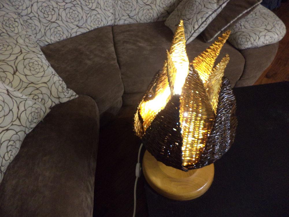 лампа ручной работы, подарок на день рождения