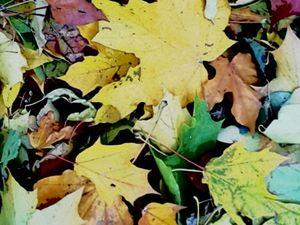 Осенние зарисовки... | Ярмарка Мастеров - ручная работа, handmade