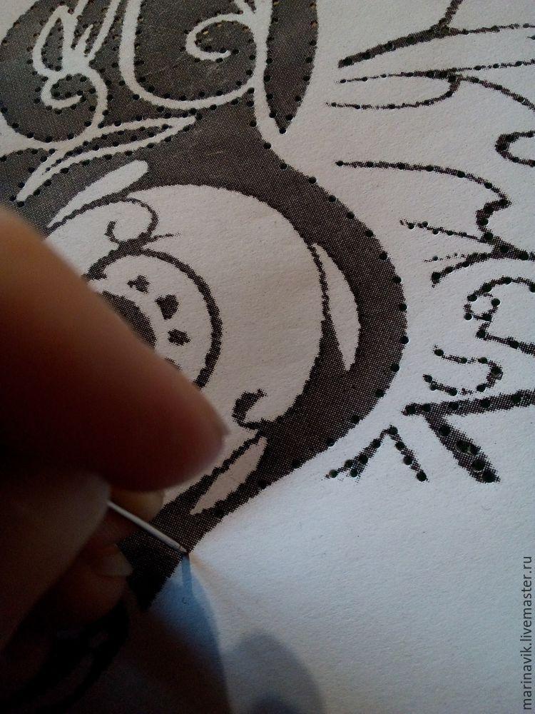 перенос рисунка