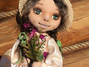 Аукцион на шарнирную куклу Марту. Ярмарка Мастеров - ручная работа, handmade.