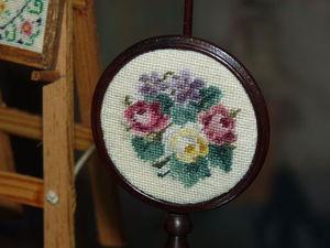 Старинная вышивка | Ярмарка Мастеров - ручная работа, handmade
