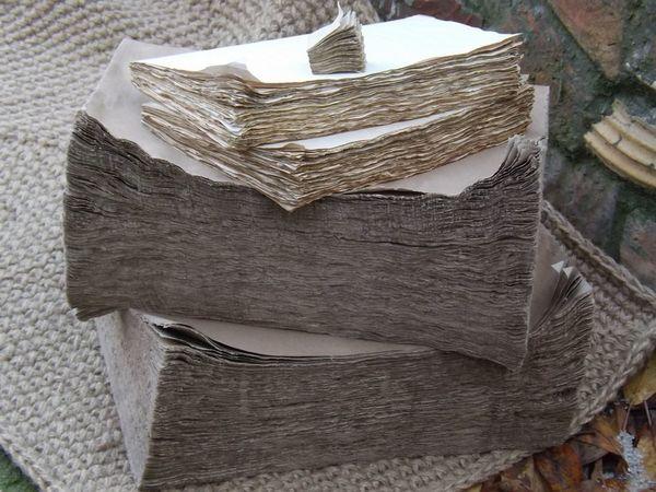 Бумага россыпью. Готовые блоки и блочищи для блокнотов ручной работы. | Ярмарка Мастеров - ручная работа, handmade