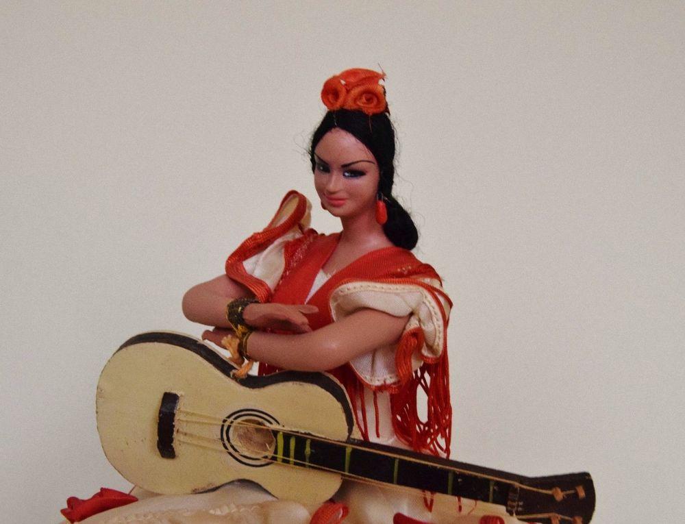 Чувственные куклы фламенко в образе Carmelita Geraghty, фото № 34