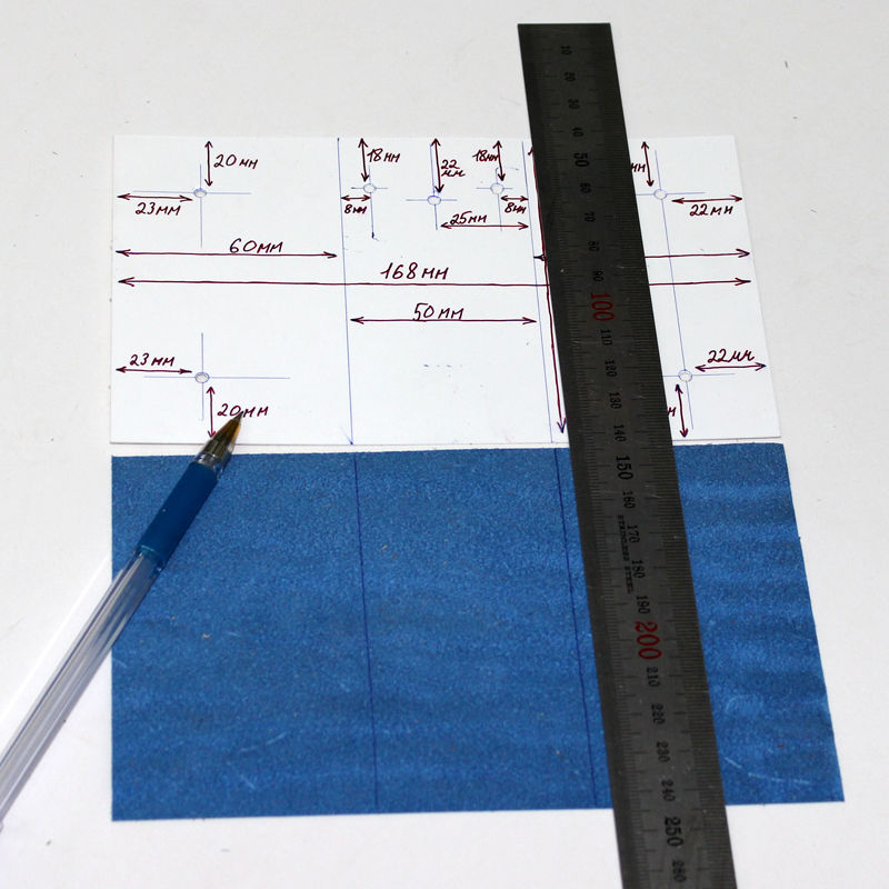 Tutorial on Making a Leather Key Bag, фото № 5